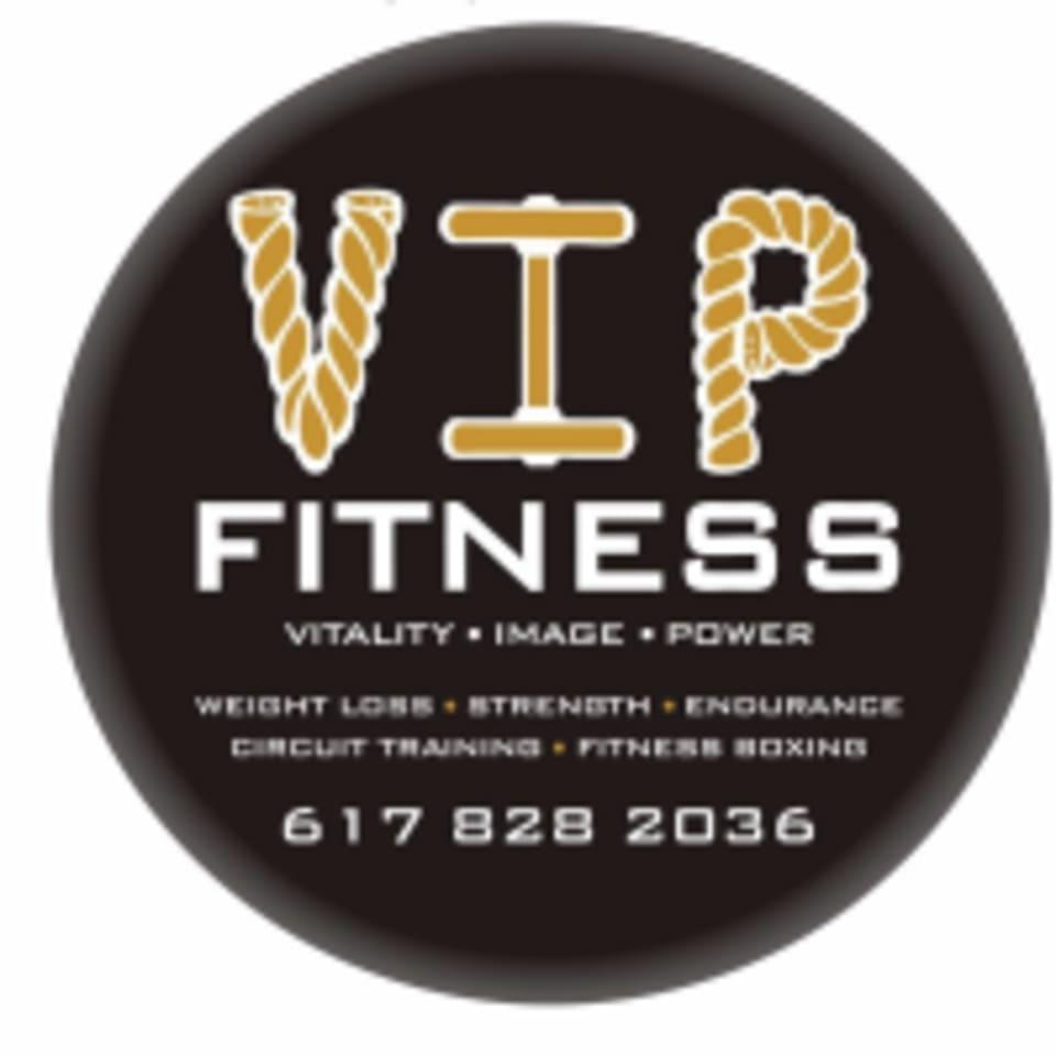 VIP Fitness logo
