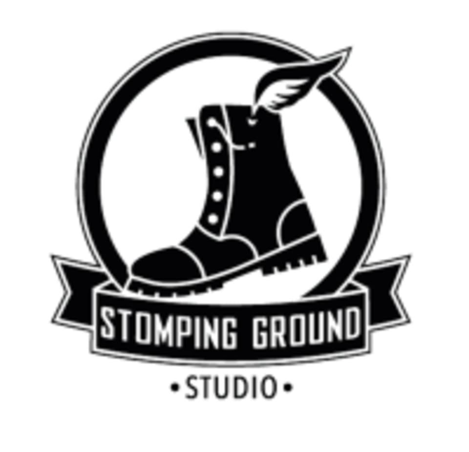 Stomping Ground Studio logo