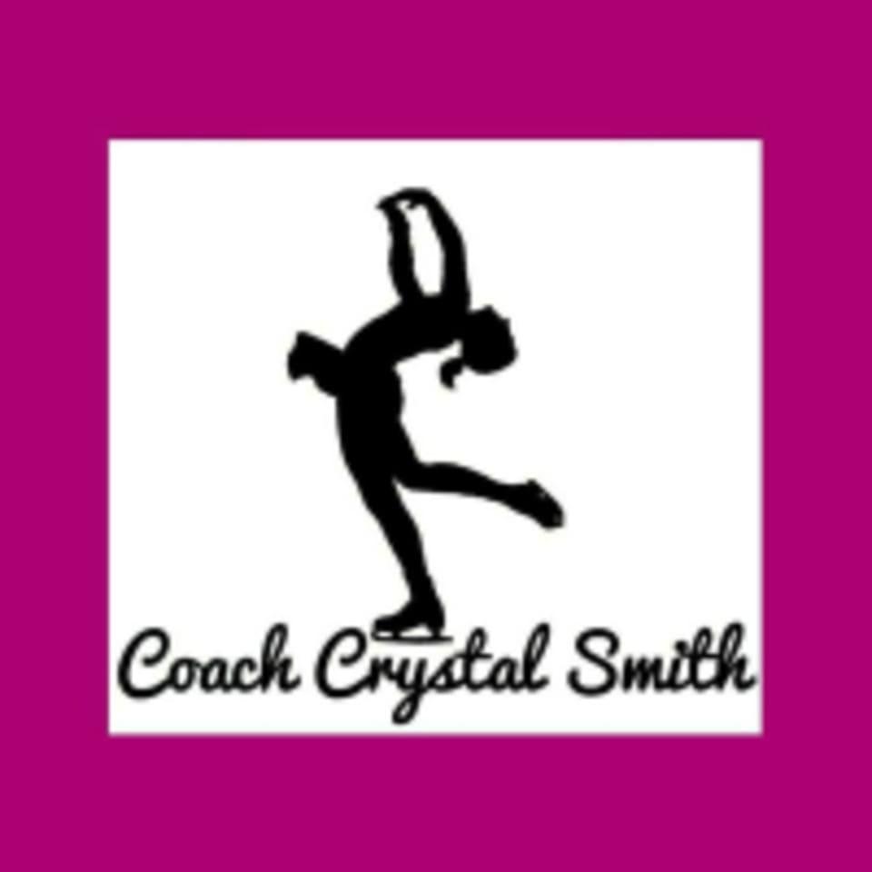 Coach Crystal Smith Skating - Philly Skating Club logo