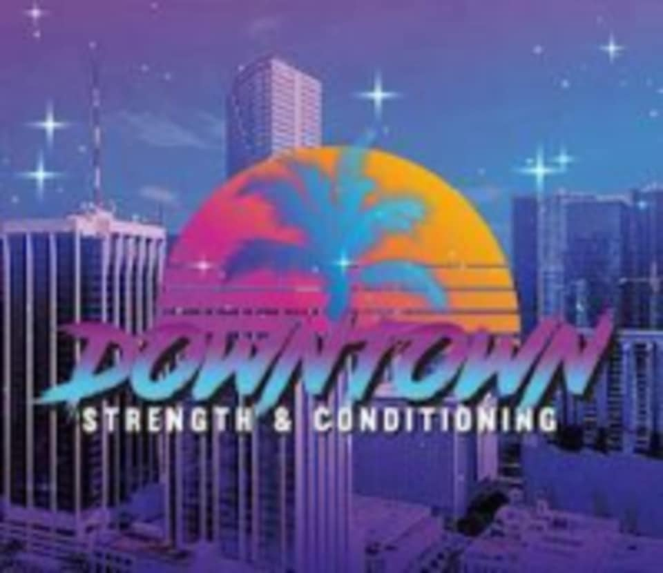 Downtown Strength and Conditioning logo