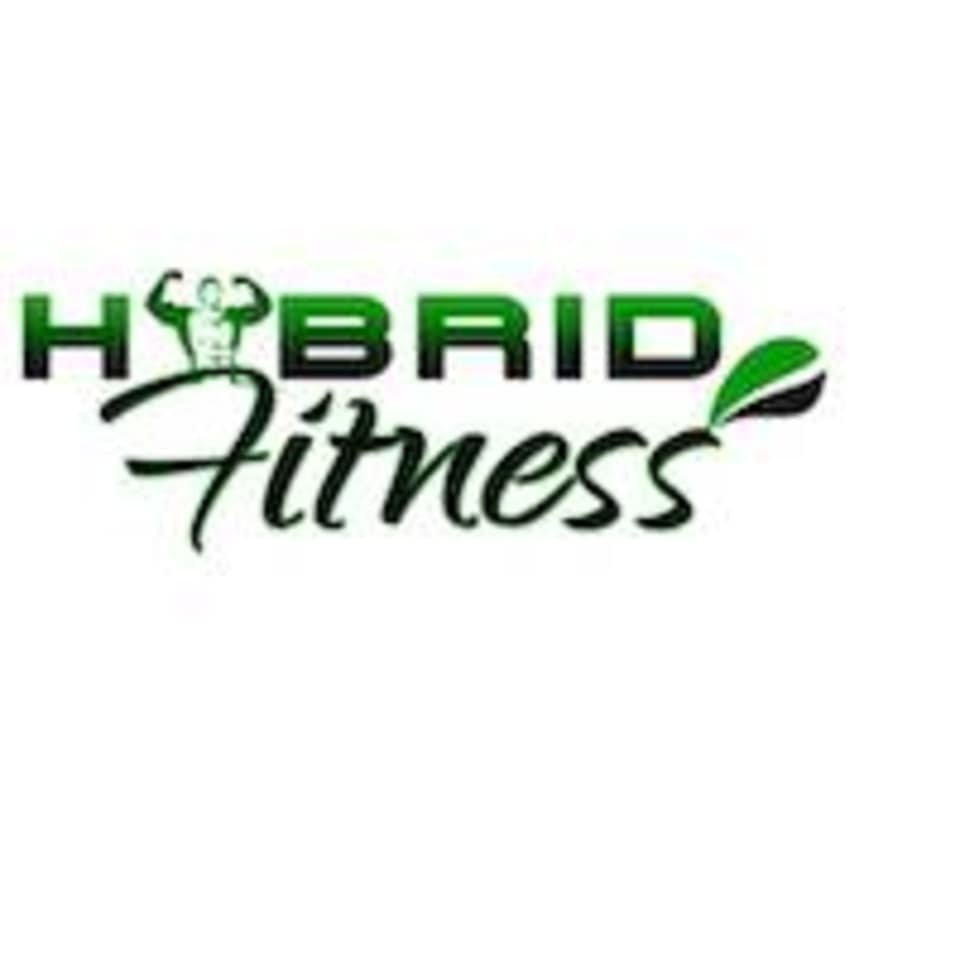 HYBRID Fitness Houston logo