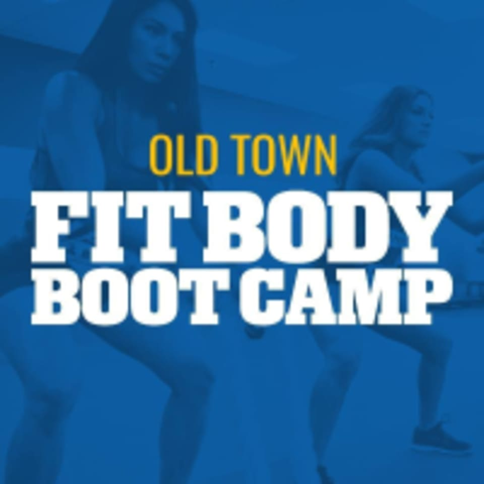 Old Town Fit Body Boot Camp logo