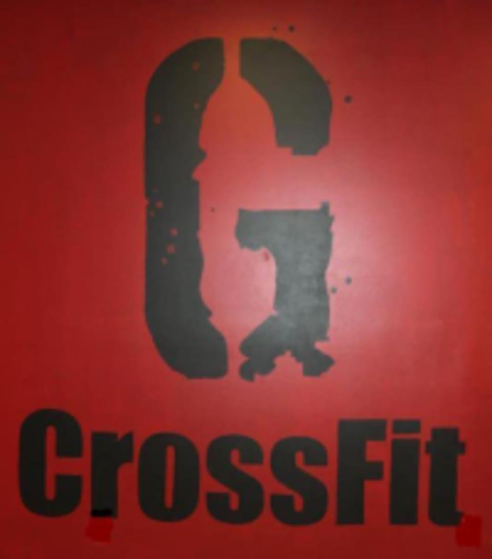 CrossFit Garage logo