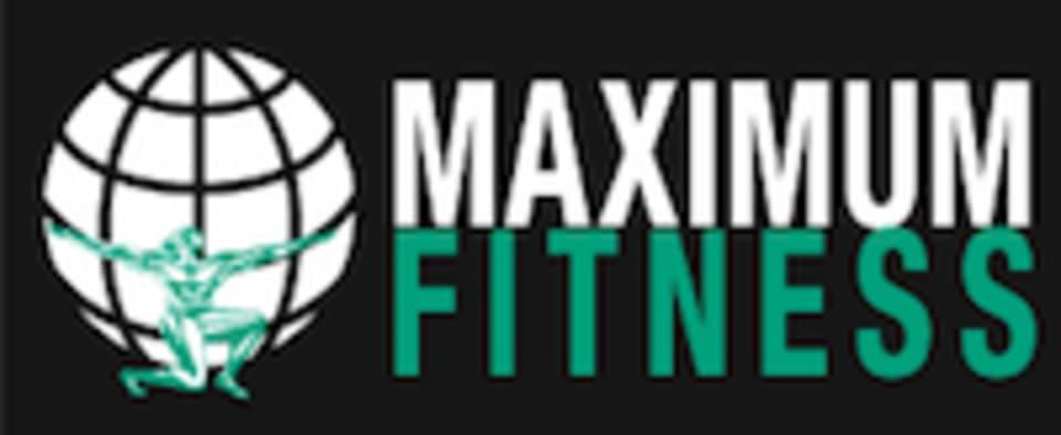 Maximum Fitness logo