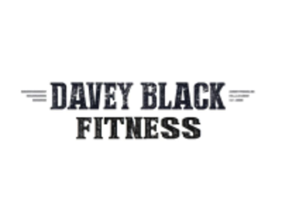 Davey Black Fitness logo