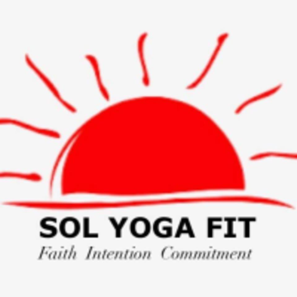 Sol Yoga Fit logo