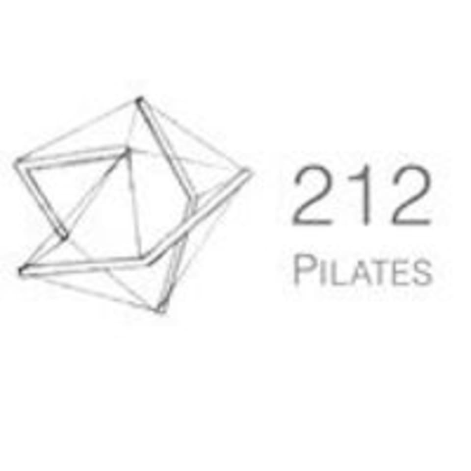 212 Pilates logo