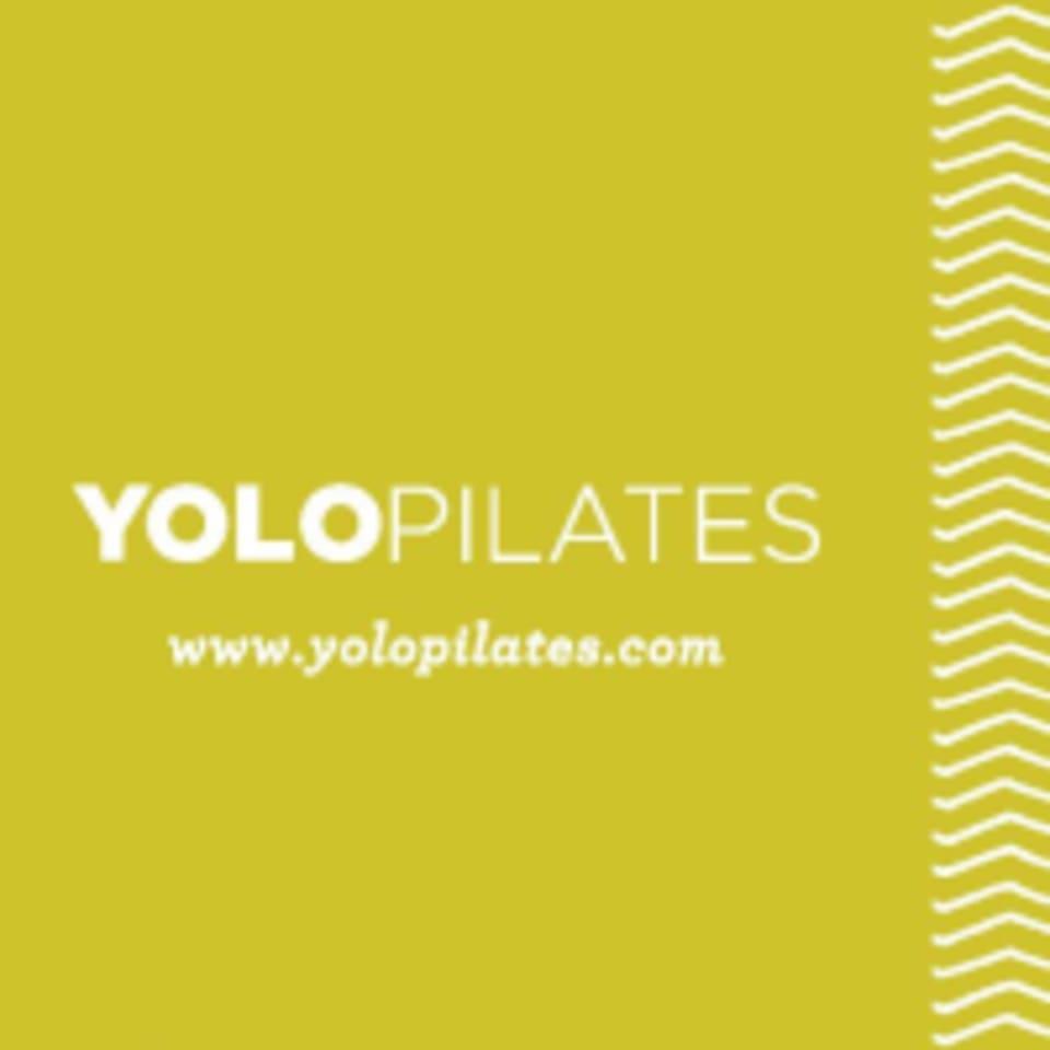 Yolo Pilates logo