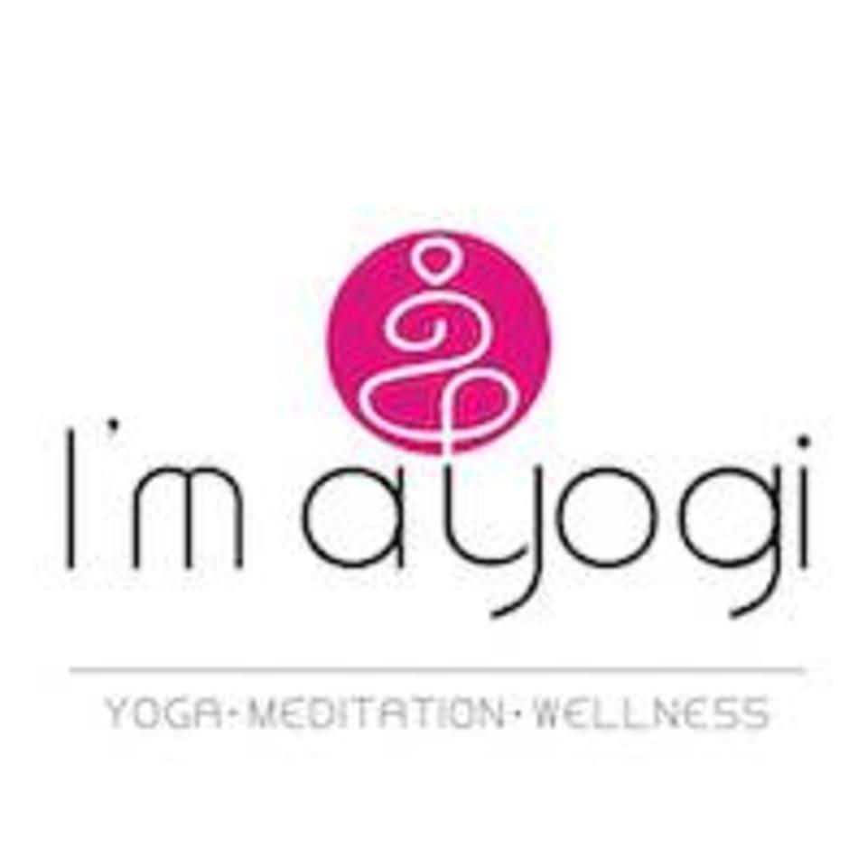I'm A Yogi logo