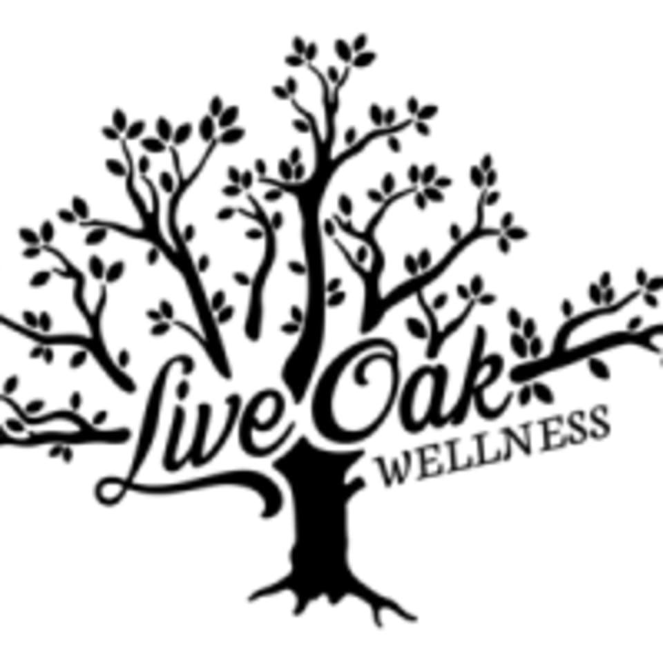 Live Oak Yoga & Massage logo