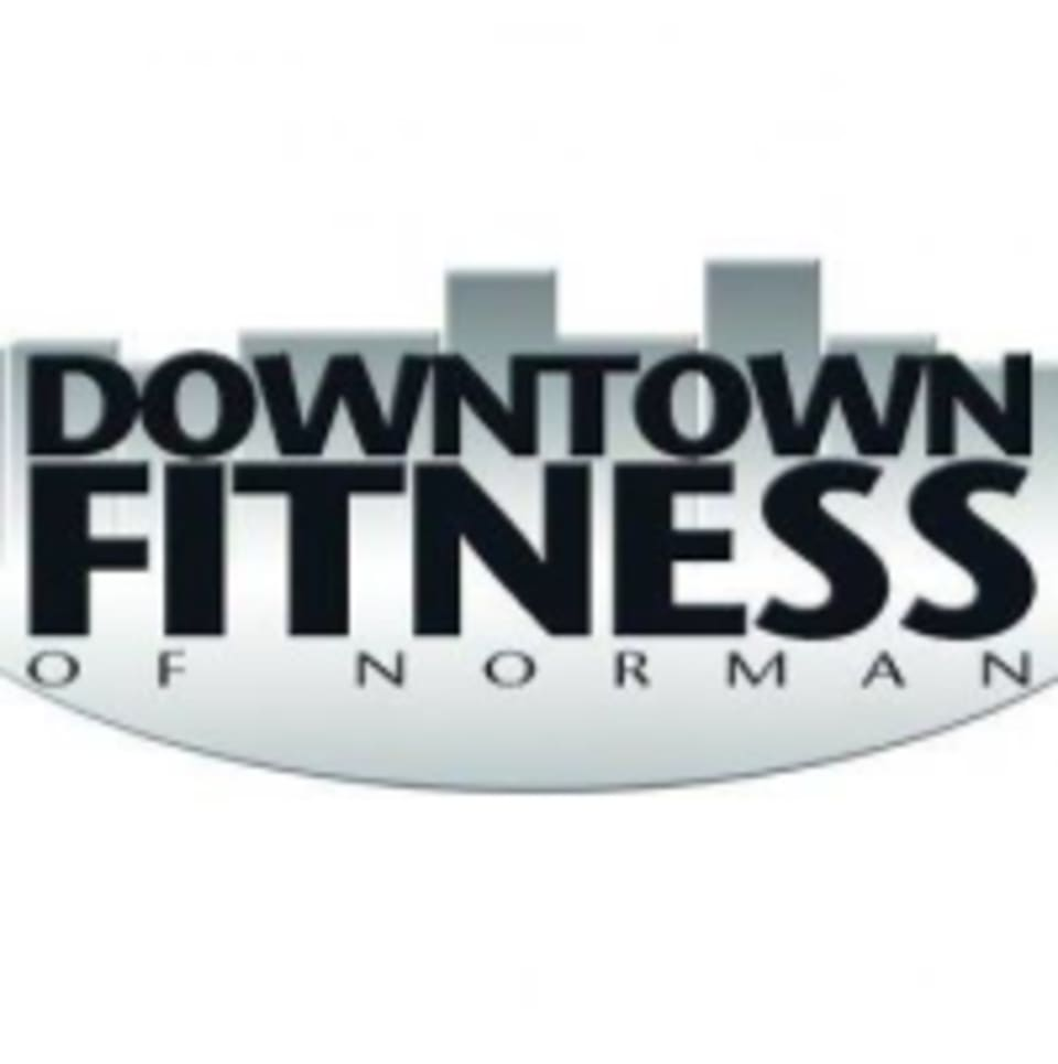 Downtown Fitness of Norman logo