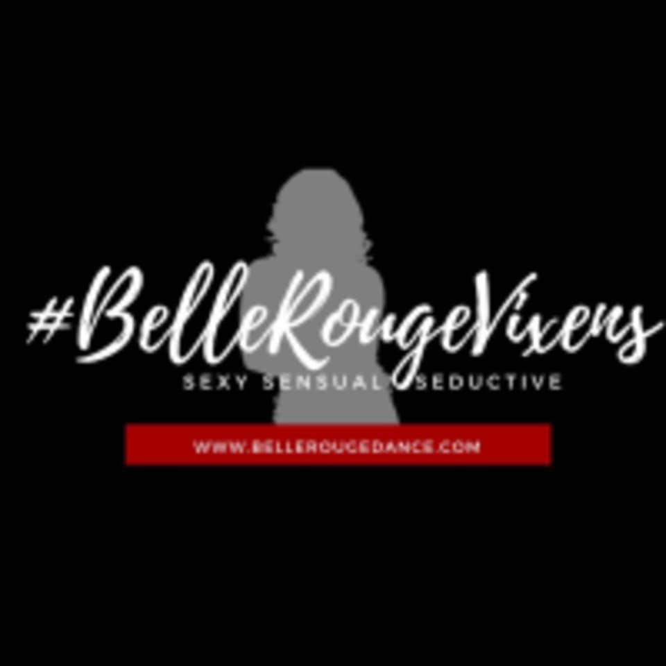 Belle Rouge Dance logo
