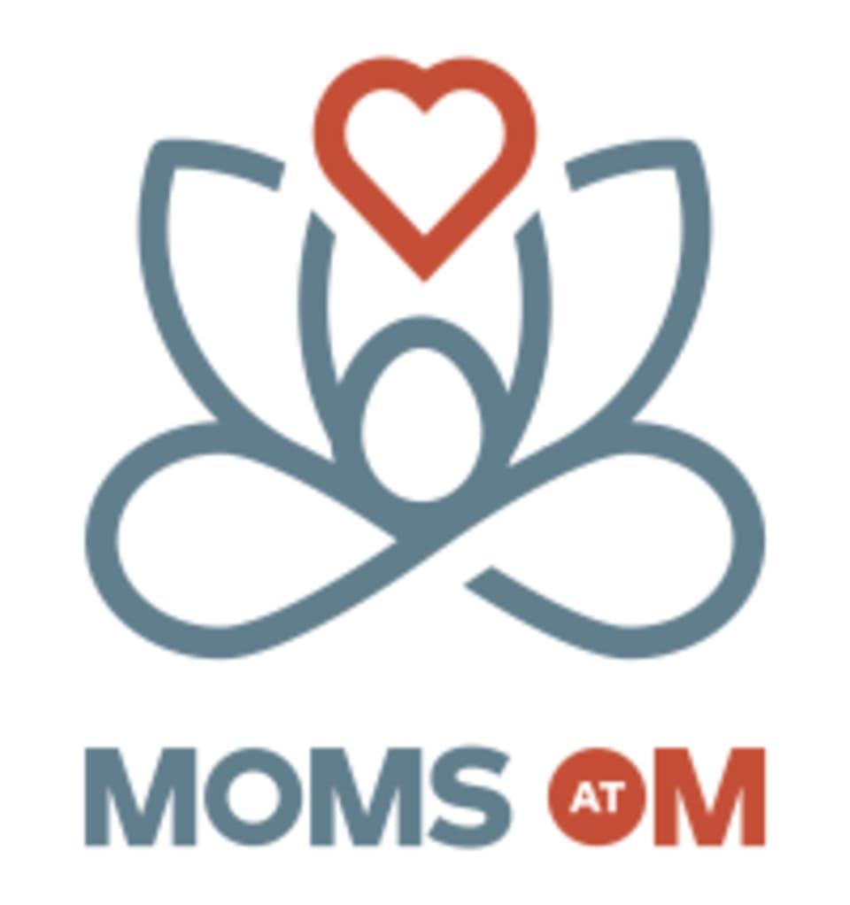 Moms at OM logo