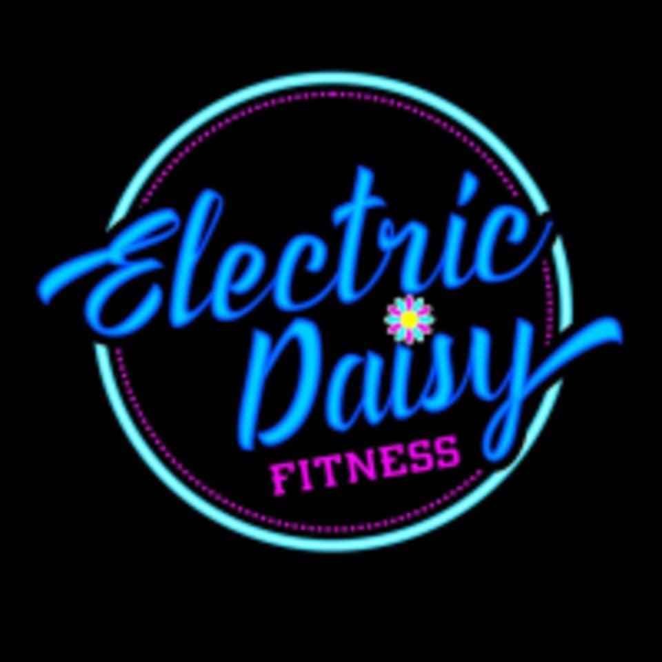 Electric Daisy Fitness logo