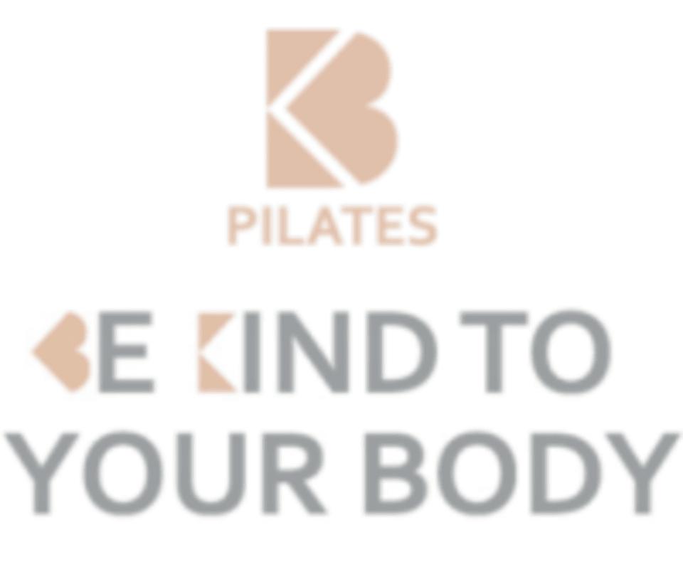 BK Pilates logo