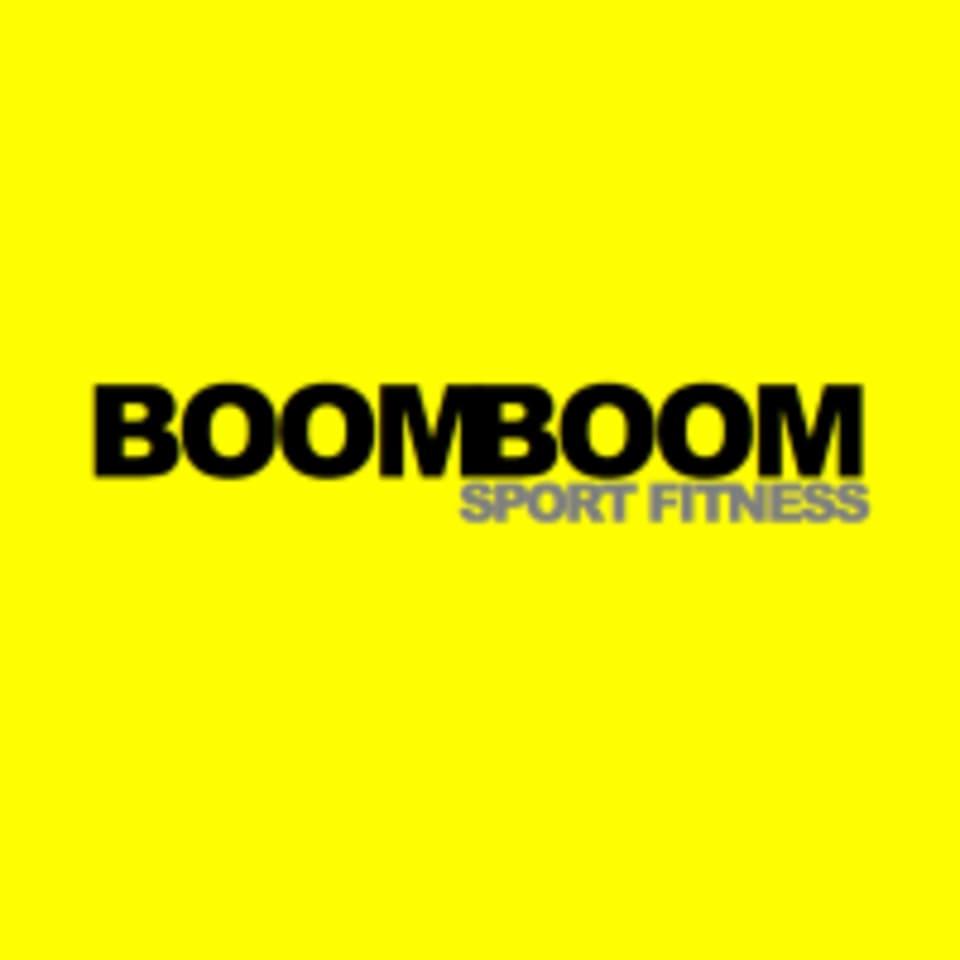 Boom Boom Sport Fitness logo