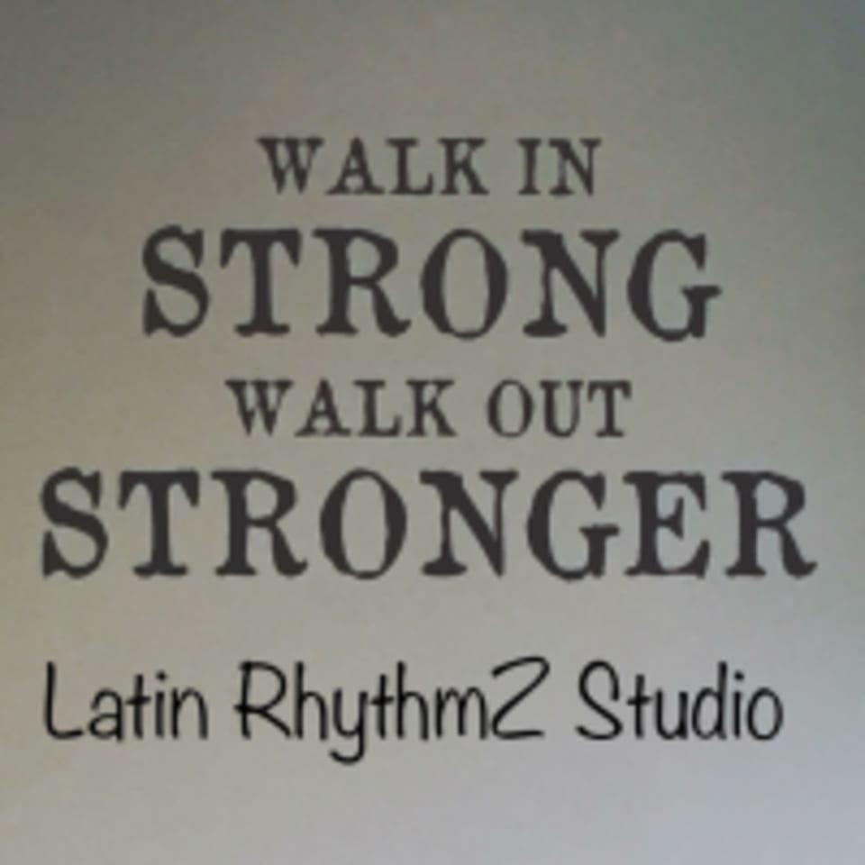 Latin RhythmZ Studio logo