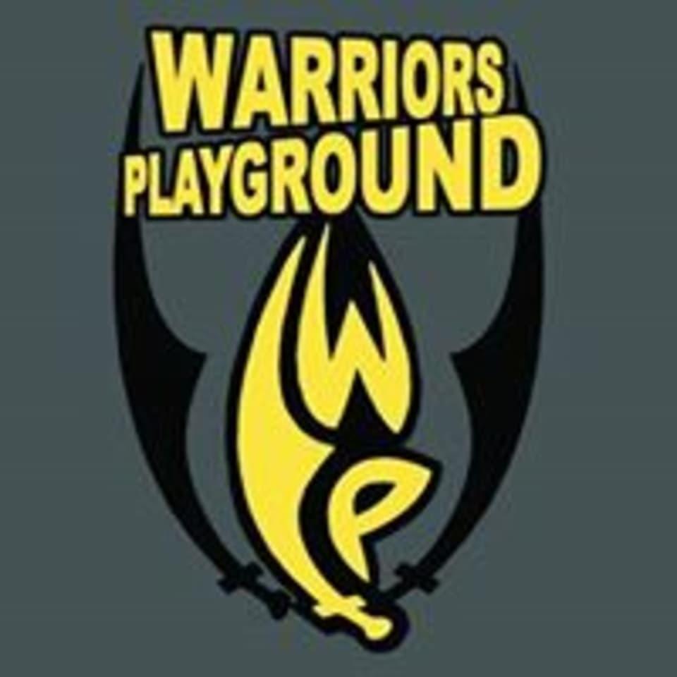 Warrior's Playground logo