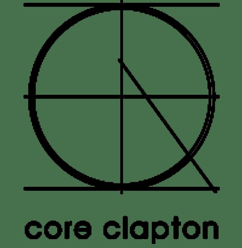 Core Clapton logo