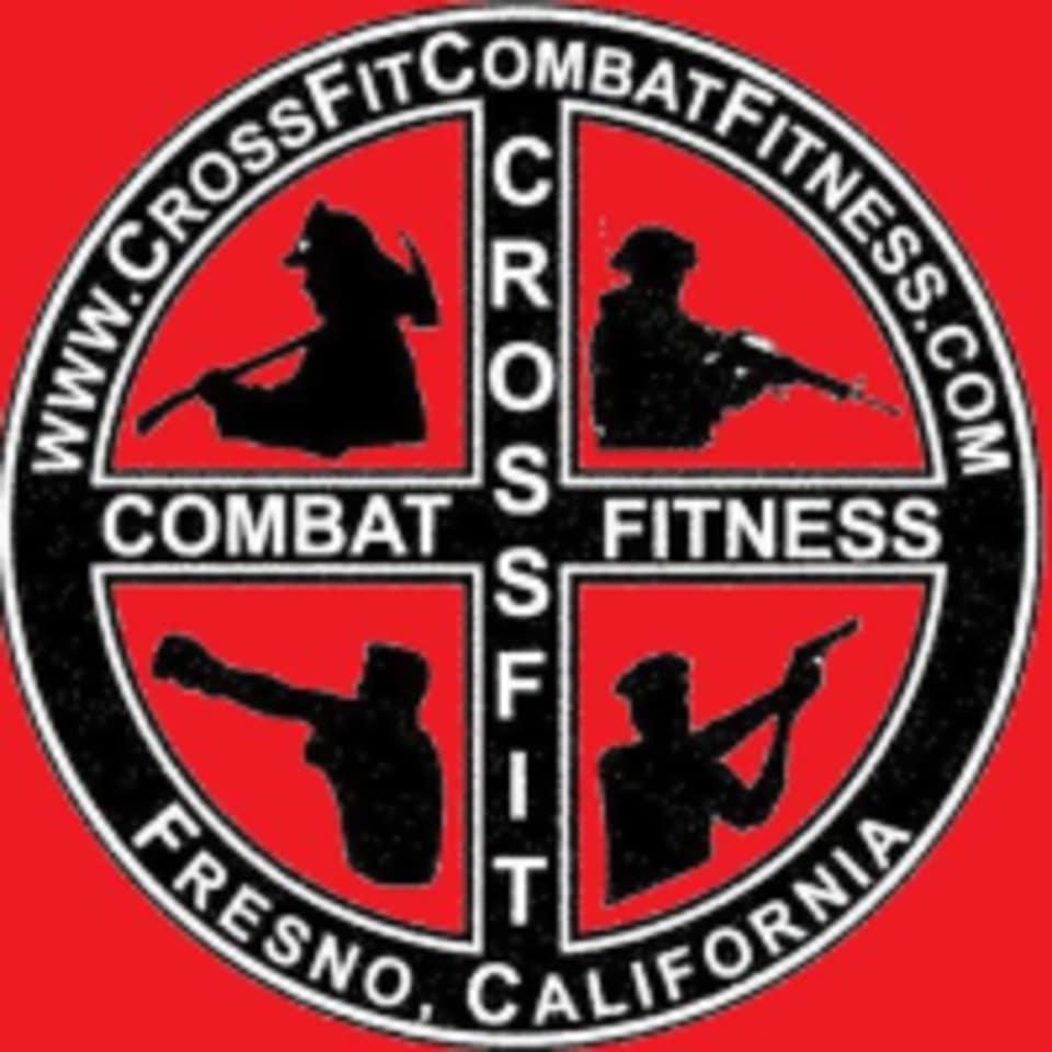 CrossFit Combat Fitness logo