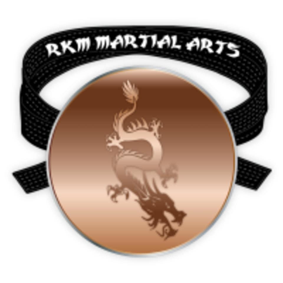 RKM Martial Arts logo