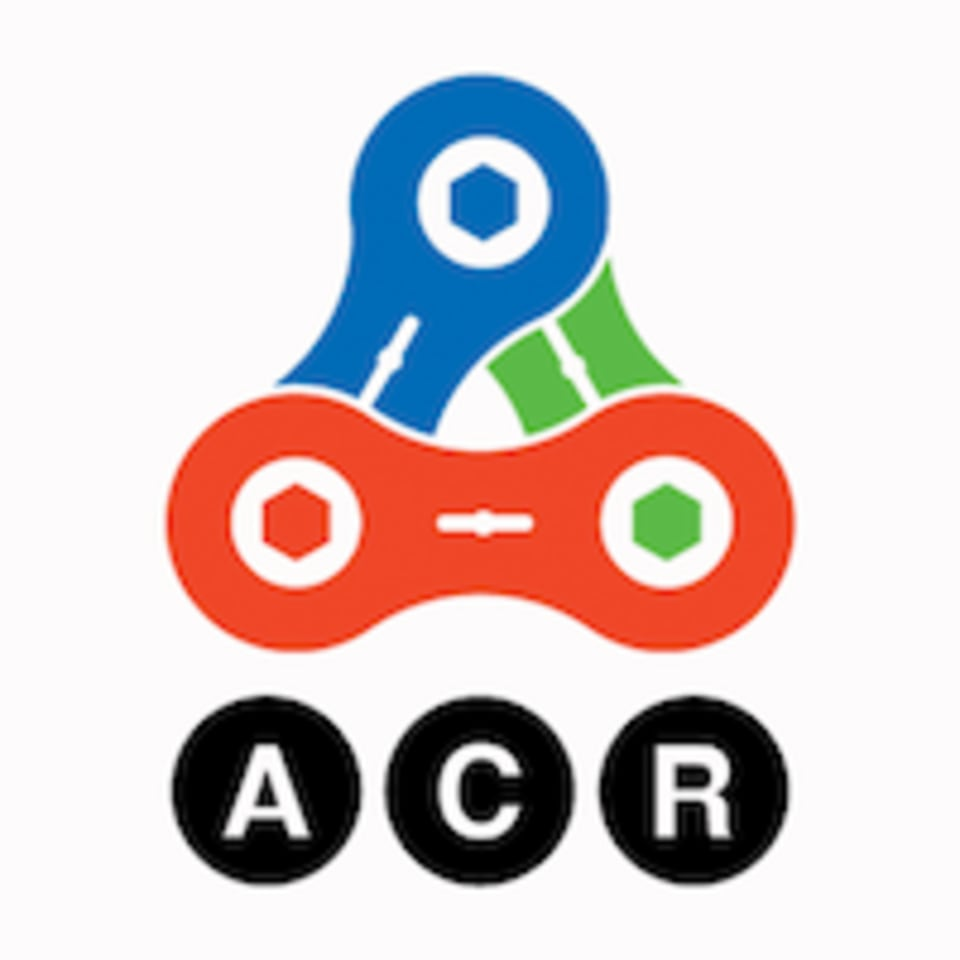 All City Riders logo