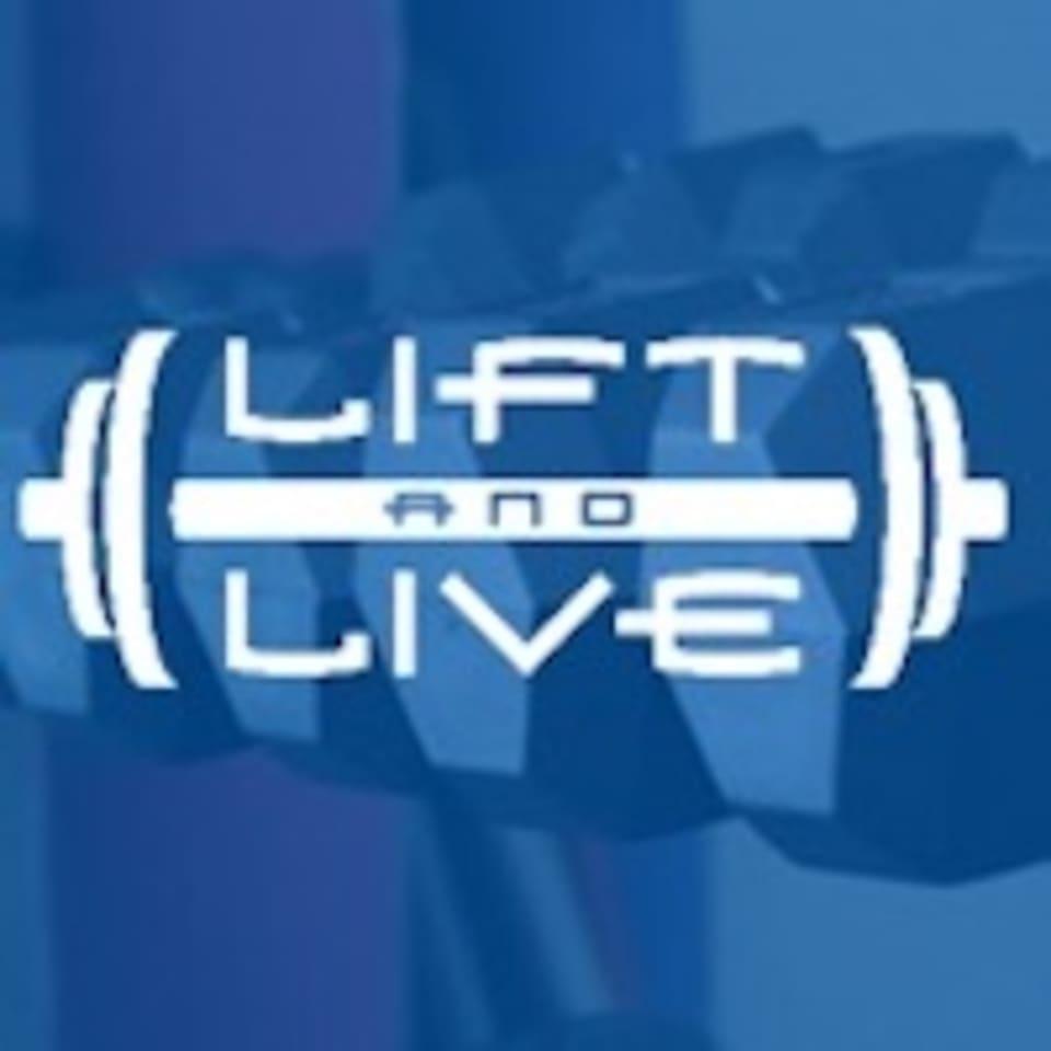 LIFT and LIVE logo