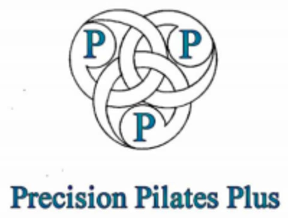Precision Pilates Plus logo