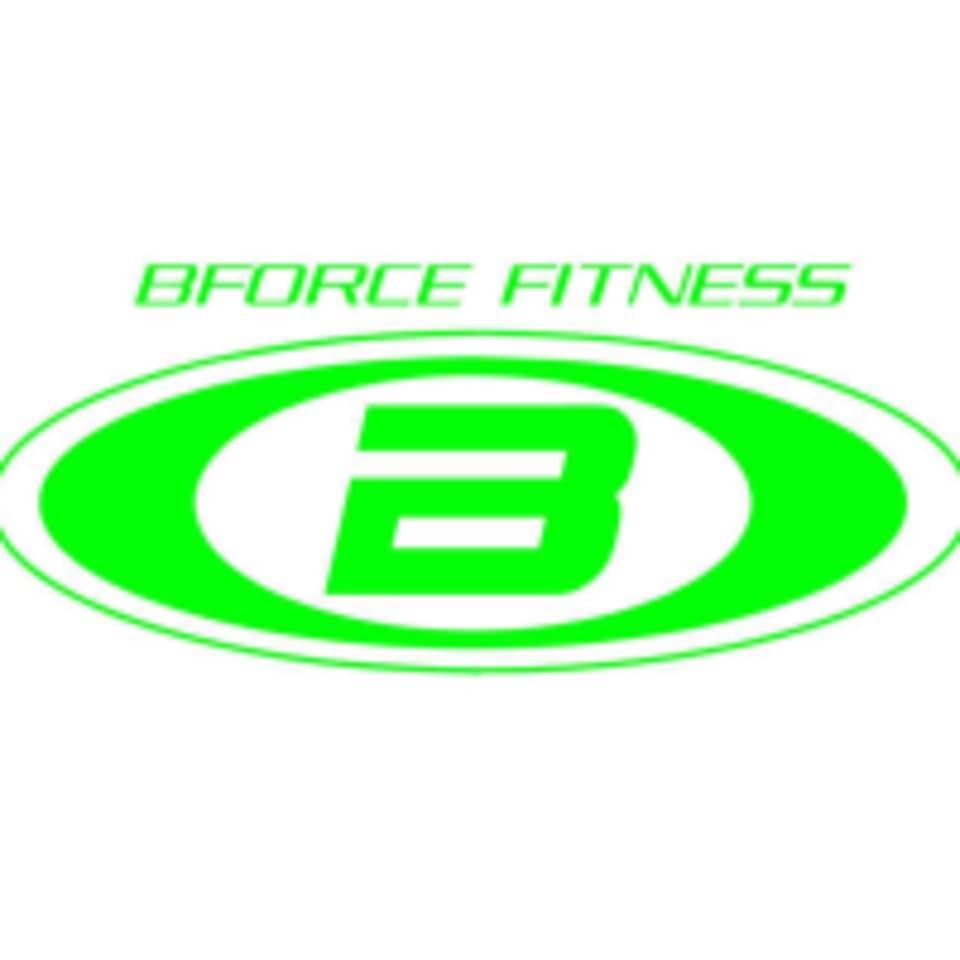 B-Force Fitness logo