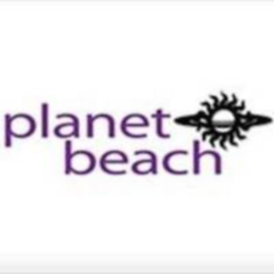 Planet Beach - Rice logo