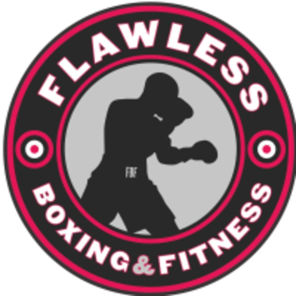 Flawless Boxing and Fitness logo