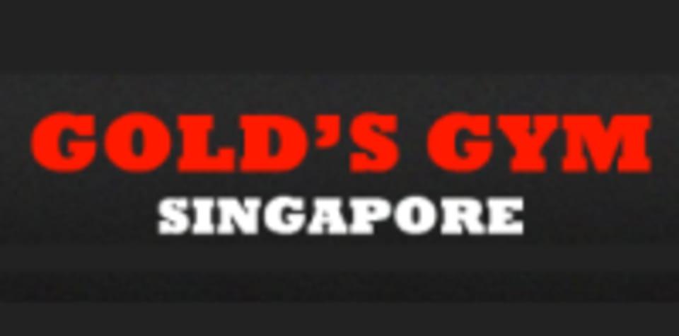 Gold's Gym Singapore  logo