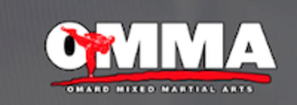 OMMA Karate logo