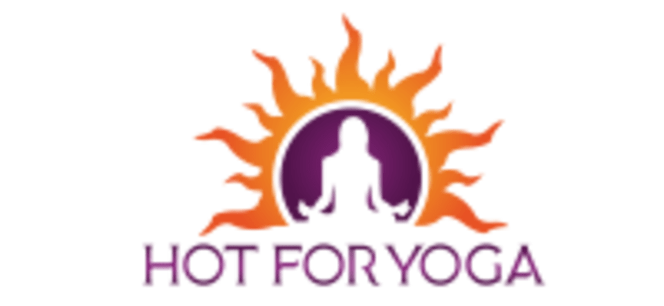 Hot For Yoga logo