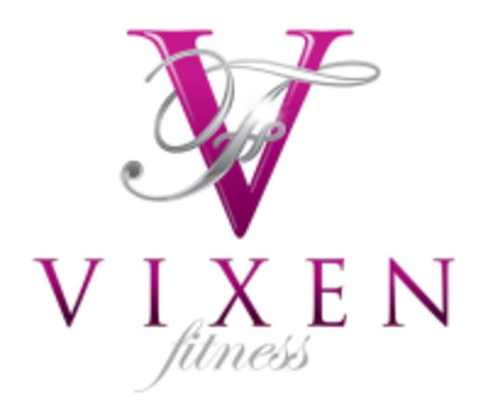 Vixen Fitness logo