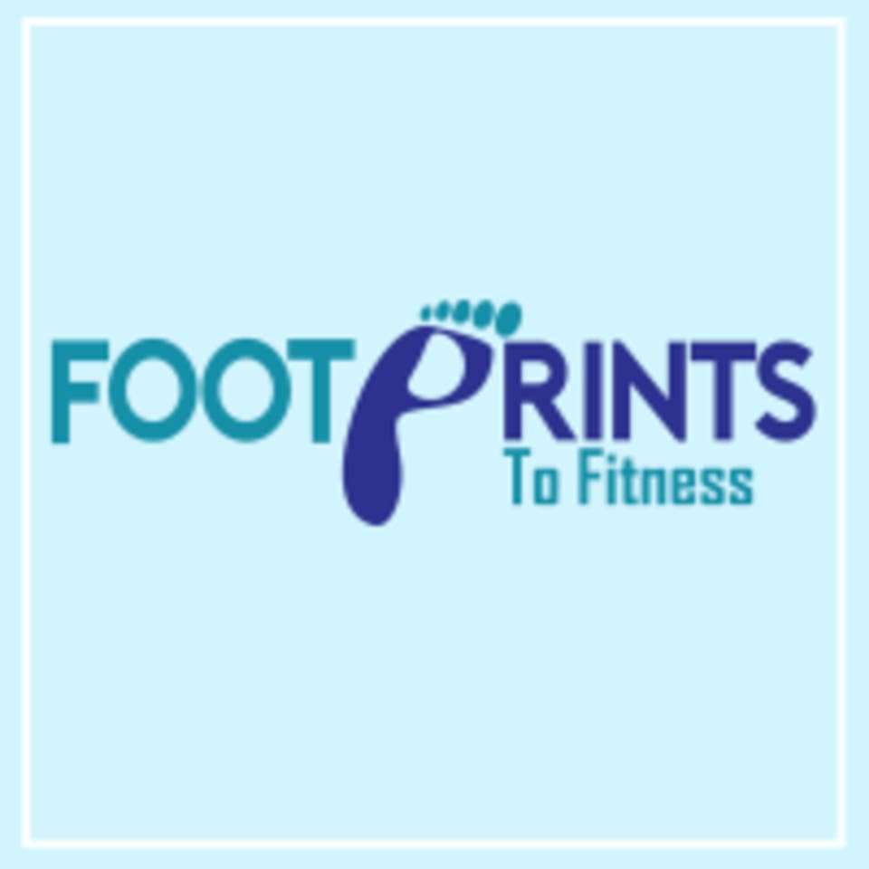 Footprints to Fitness logo