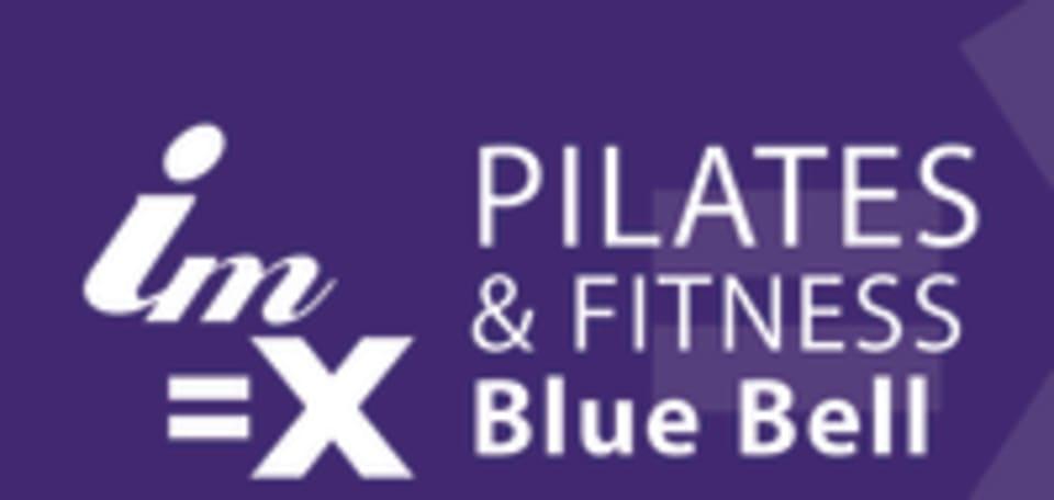 IM=X Pilates of Blue Bell logo