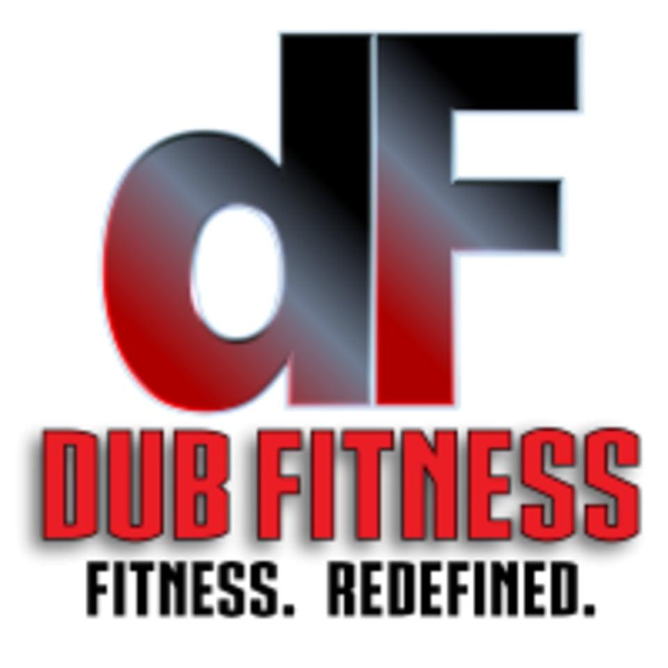 DUB Fitness logo