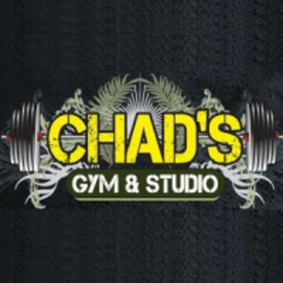 Chad's Gym & Studio logo