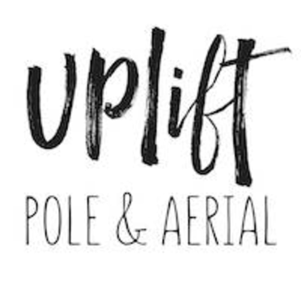 Uplift Pole and Aerial logo
