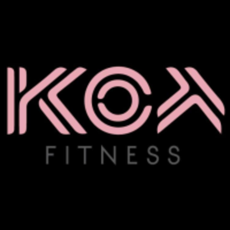 KOA Fitness logo