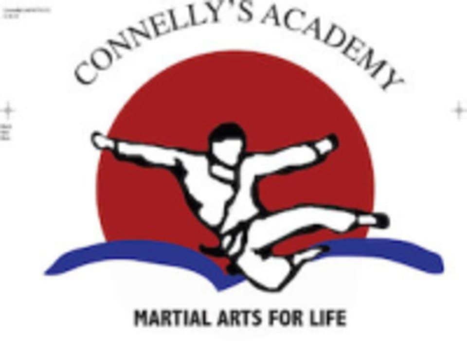 Connelly's Academy- Martial logo