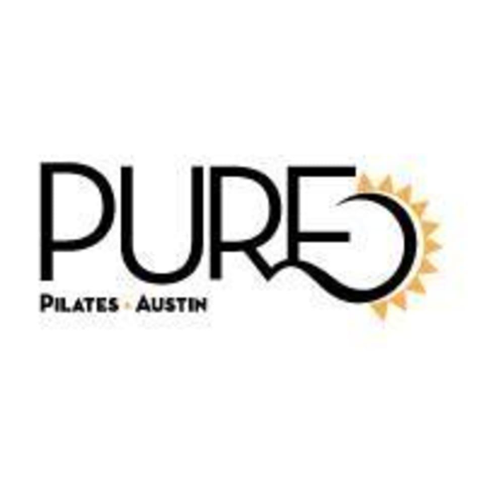 Pure Pilates Austin logo