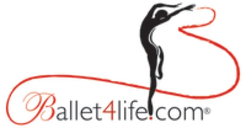 Ballet 4Life logo