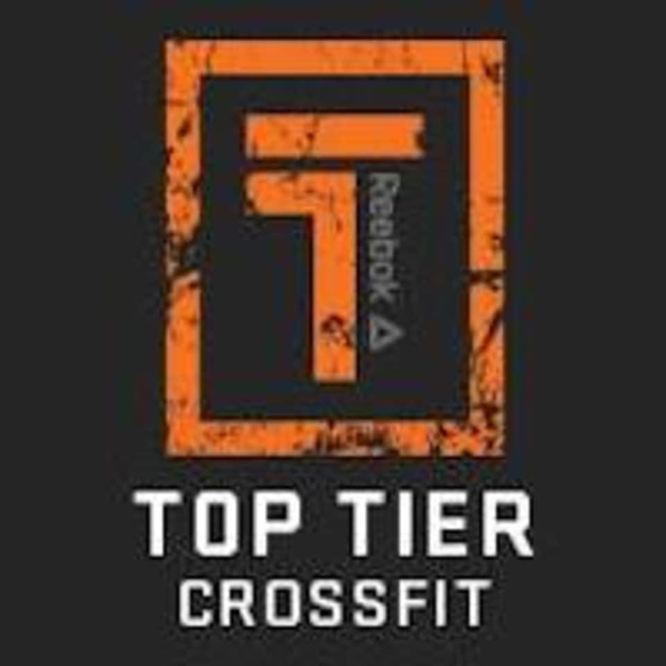 Top Tier CrossFit Columbia logo
