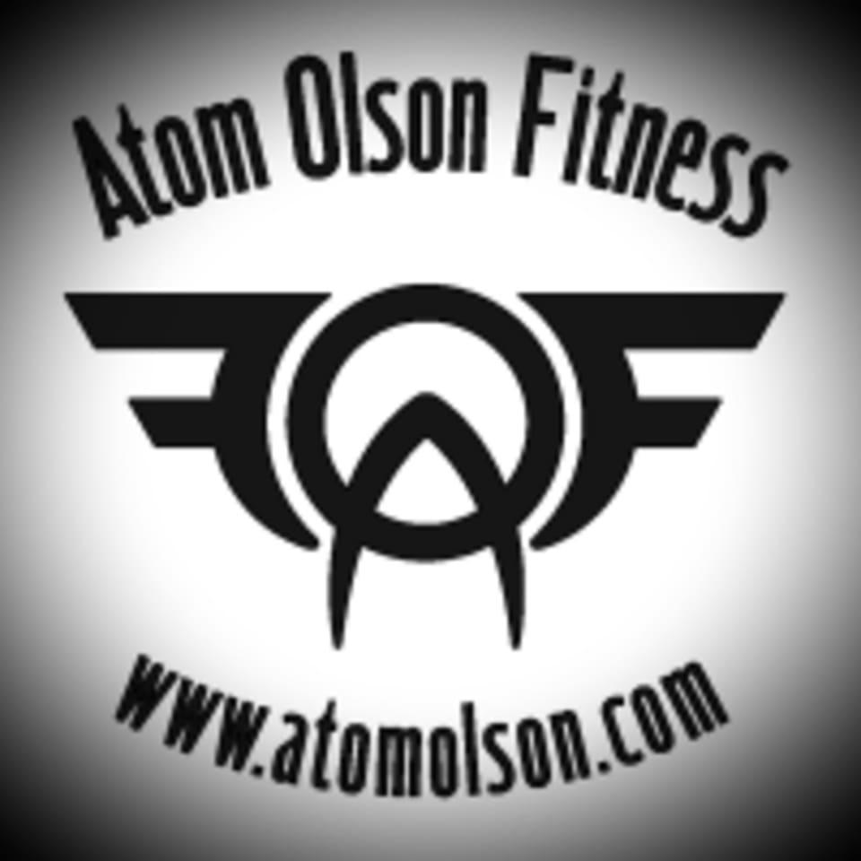 Atom Olson Fitness logo