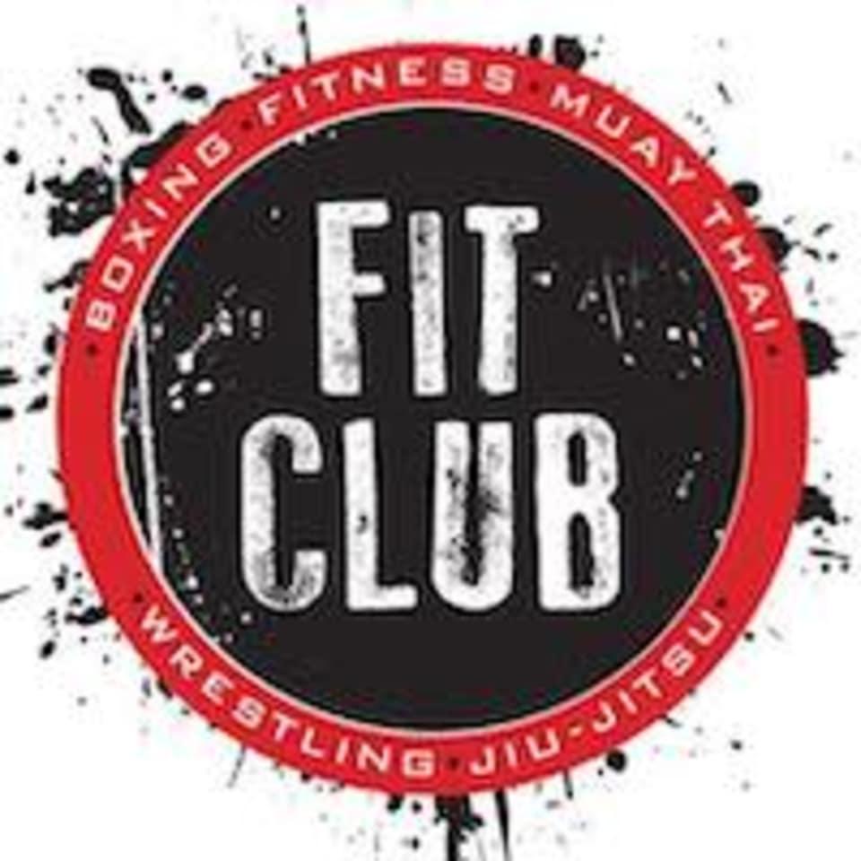 Fit Club  logo
