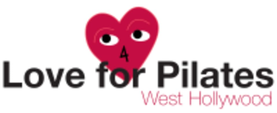 Love for Pilates logo