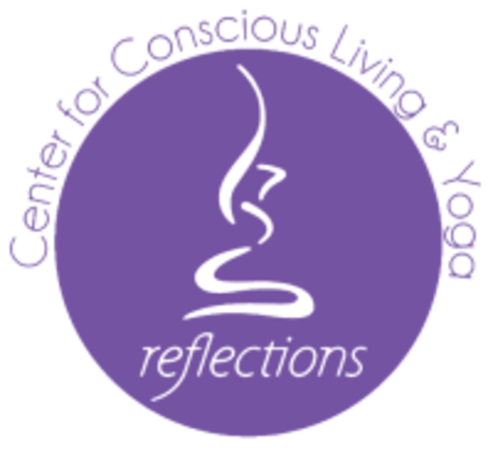 Reflections Yoga logo