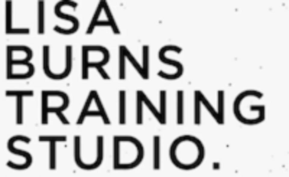 Lisa Burns Training Studio logo